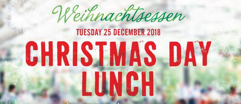 Bữa trưa Giáng Sinh Weihnachtsessen