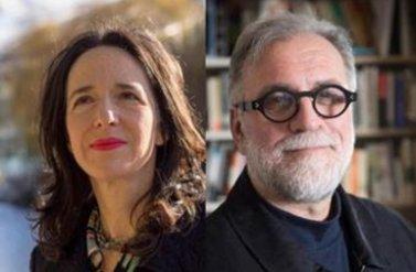 Gặp gỡ hai nhà văn Moreno Giovannoni và Elise Valmorbida
