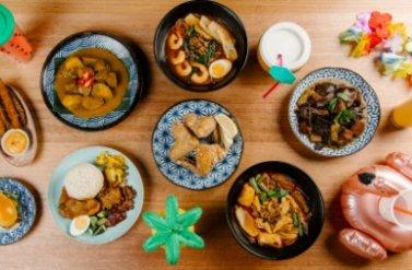Tận hưởng hương vị mùa hè ngọt ngào tại Trung tâm ẩm thực Á Châu HWKR