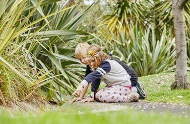 Hòa mình với thiên nhiên trong những khu vườn