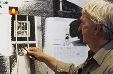 Buổi triển lãm mỹ thuật của họa sĩ William Kelly