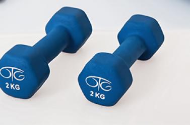 Tập luyện nâng cao thể lực (bao gồm các bài tập cardio nhẹ)