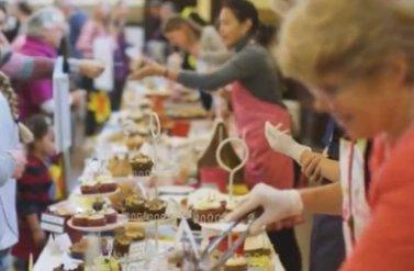 Chương trình gây quỹ kết hợp tiệc trà tại khu vực Kensington