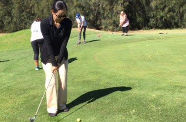 Chuỗi lớp học đánh Golf: Cách chip golf hiệu quả