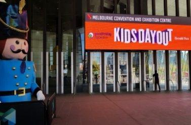 Sôi động với ngày hội trẻ em Kids Day Out