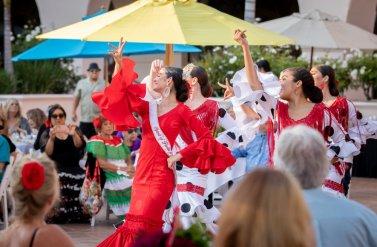 Khuấy động với Lễ hội Ngôn ngữ Tây Ban Nha