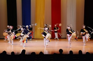 Buổi trình diễn Văn hóa Nghệ thuật Hàn Quốc Show Passion Korea
