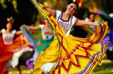 Lễ hội Mexico